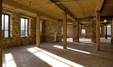 Unique Renovations of Business Spaces