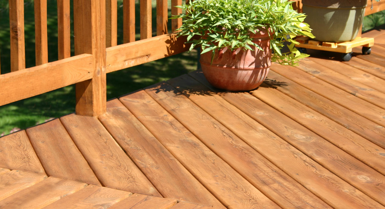 Keeping Your Deck in Check
