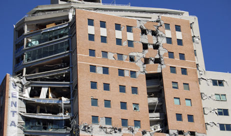 Earthquake Preparedness for Facility Managers