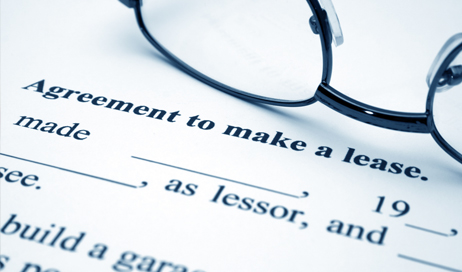 Getting a great business lease might require a little negotiation.