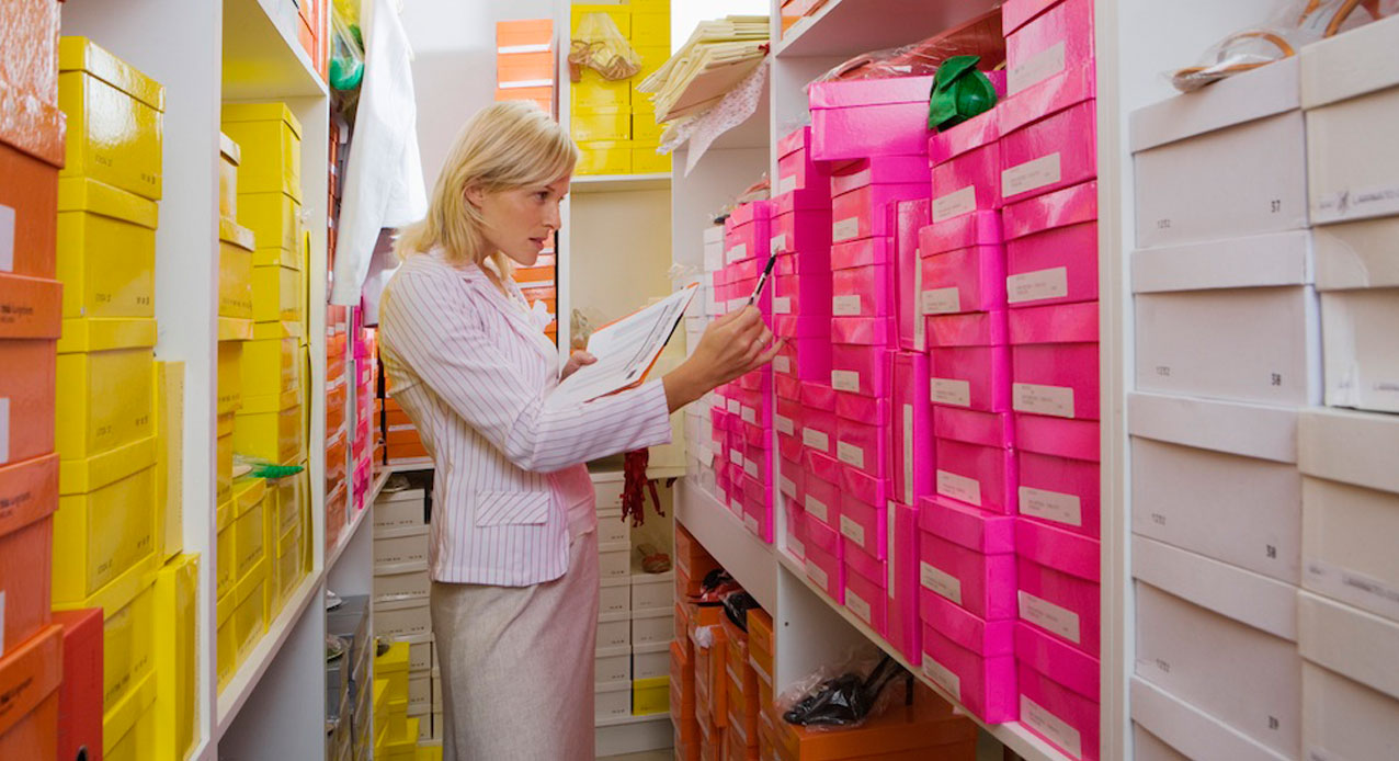 Manage and Organize Your Inventory to Reduce Costs