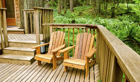 Save big money by making your deck green
